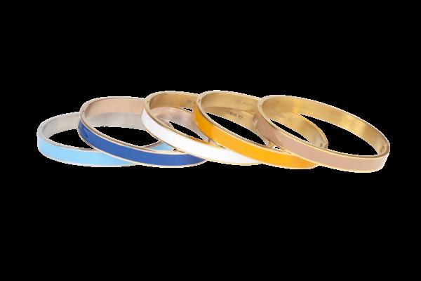 Audrey | Bangle armband in verschillende kleuren